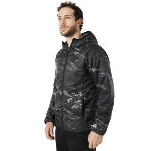 Chaqueta Enhance Graphic Insulation Jacket - Chaqueta Oakley Ecuador - Eyewearlocker.com