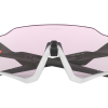 Gafas Oakley Flight Jacket Matte Grey Prizm Low Light 1 – Gafas Oakley Ecuador – Eyewearlocker
